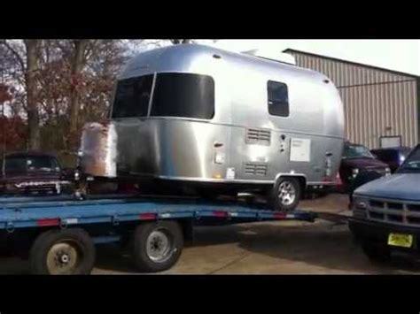 Airstream Trailer Camper RV Transport Delivery To From ...