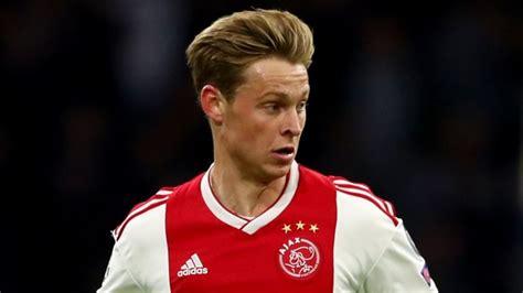Ajax hope Frenkie de Jong is fit to face Juventus in ...