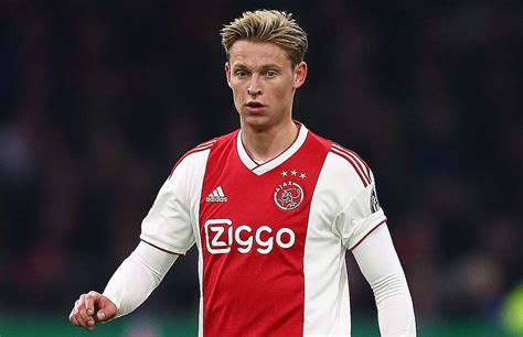 Ajax paid Willem II just €1 to sign Frenkie de Jong in ...