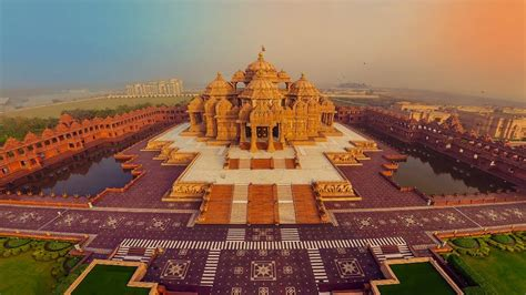 Akshardham: Astonishing world class architecture in India ...