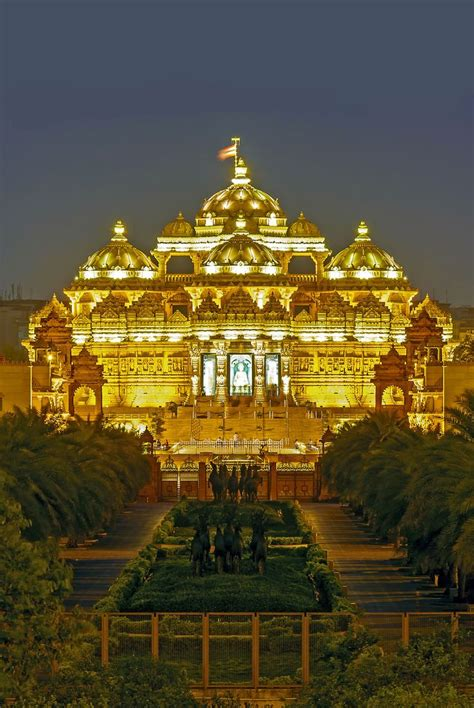 AKSHARDHAM TEMPLE, DELHI – 8th WONDER OF THE WORLD: World ...
