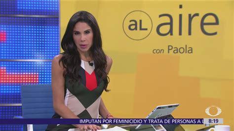 Al Aire, con Paola Rojas: Programa del 15 de octubre del ...
