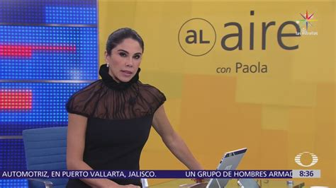 Al Aire, con Paola Rojas: Programa del 27 de diciembre del ...
