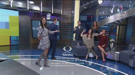 Al aire, con Paola Rojas: Programa del 7 de febrero del ...