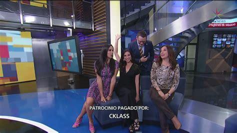Al Aire Paola Rojas: Programa completo 2 agosto 2019 ...