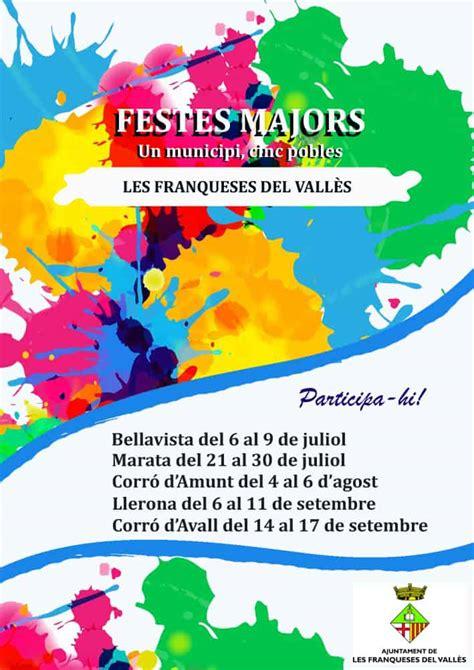 Al juliol, Festa Major de Bellavista i Marata   Ajuntament ...