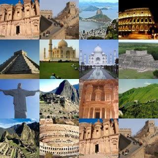 ala....ufssssss: Las siete maravillas del mundo…