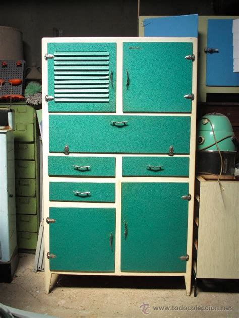 alacena armario cocina vintage años 50, años 60   Comprar ...