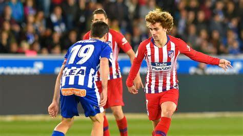 Alavés   Atlético: Fútbol en directo