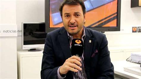 Albert Castillón, colaborador de 'Espejo Público', se ...