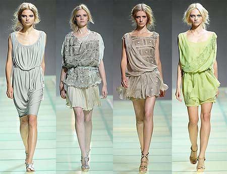 Alberta Ferreti, estilo griego | Vestidos!  | Moda griega ...
