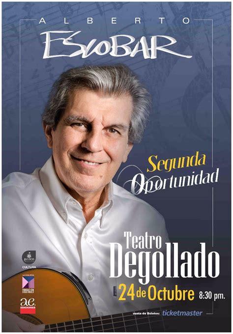 Alberto Escobar / Teatro Degollado – Alafuga