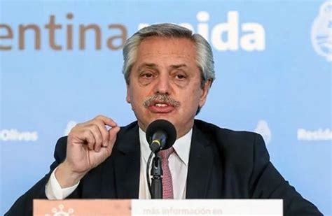 Alberto Fernández anunció la estatización de la empresa ...