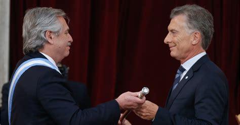 Alberto Fernández asumió como presidente de Argentina