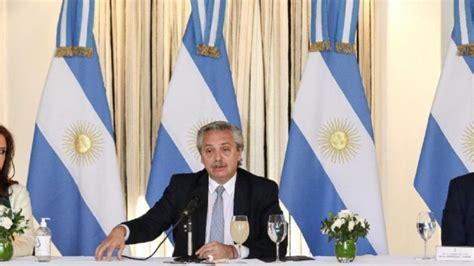 Alberto Fernández:  El verdadero poder en Argentina está ...