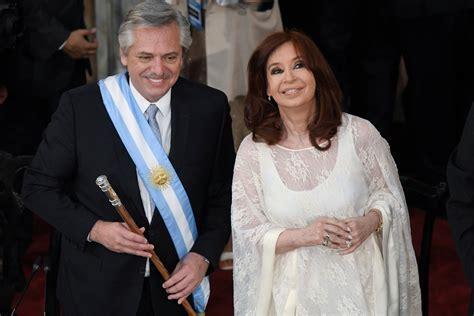 Alberto Fernandez Inaugurated as President of Argentina ...
