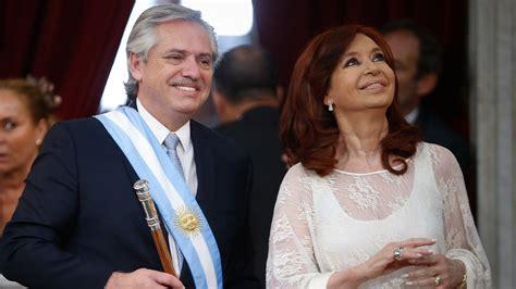Alberto Fernández llama a la unidad y a derribar los ...