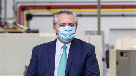 Alberto Fernández viaja a San Juan para recorrer obras ...