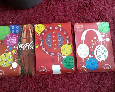 Álbum Coca Cola Chapinha Completo   Posters Coca cola ...
