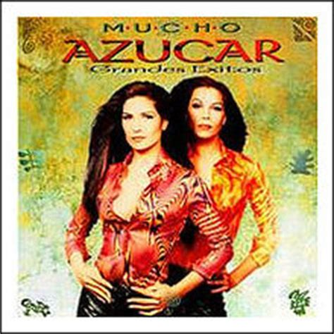 Álbum Mucho Azúcar – Grandes Éxitos de Azucar Moreno