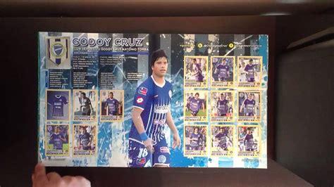 Album Panini Torneo futbol Argentino 2014, full set ...