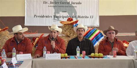 Alcaldes del distrito 13 de Chihuahua obtienen respaldo de ...