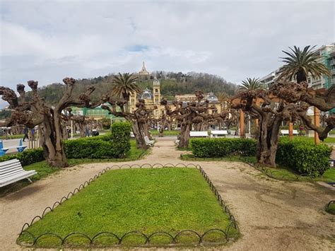 Alderdi Eder Park  San Sebastian   Donostia    2020 All ...
