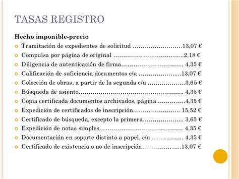 Alejandro Puerto. Conceptos básicos del registro de la ...