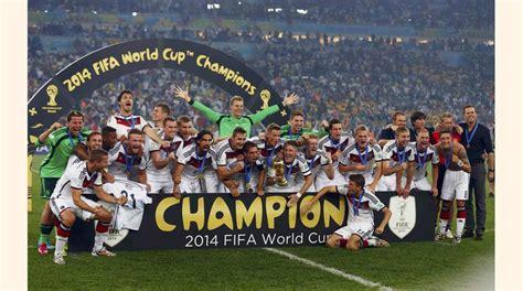 Alemania campeón del Mundial Brasil 2014   TENDENCIAS ...