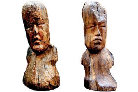 Alemania devuelve a México esculturas olmecas de 3 mil ...