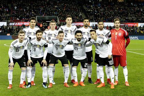 Alemania | Mundial 2018 Ante el reto de repetir título y ...
