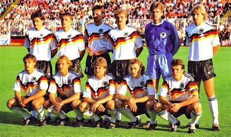 ALEMANIA Selección 1986 2020 | Futbol