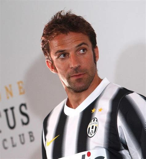 Alessandro Del Piero the Athlete, biography, facts and quotes