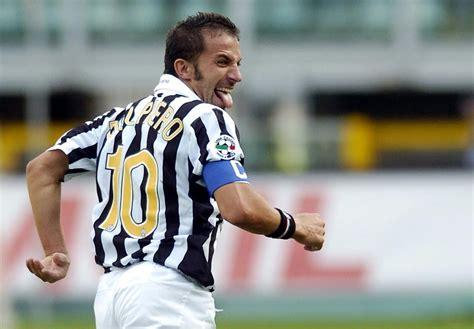 Alessandro Del Piero Volley Voted Junvetus Best Goal