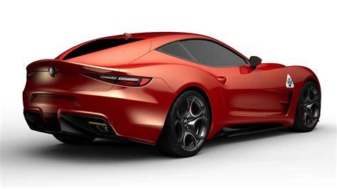 Alfa Romeo GTV 2021: un posible concepto | SoyMotor.com