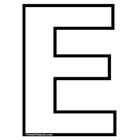 Alfabeto para imprimir y colorear letras muy grandes ...