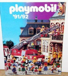 alfreedom PLAYMOBIL CATALOGO 91/92 Catalogue geobra ...