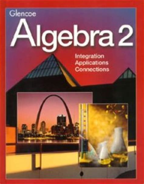 Algebra 2, Student Edition by McGraw Hill Education ...