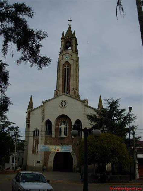 Algunas Iglesias: Cañada Rosquín   Parroquia Santo Tomás ...