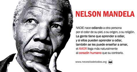 Algunos pensamientos de Nelson Mandela para la reflexión ...