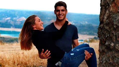 Alice Campello desvela la fecha de su boda con Morata   AS.com