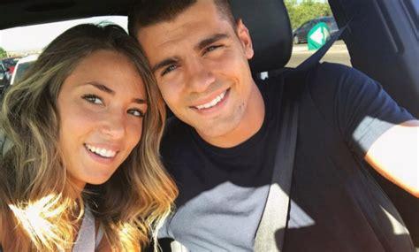 Alice Campello y Álvaro Morata esperan su primer hijo ...