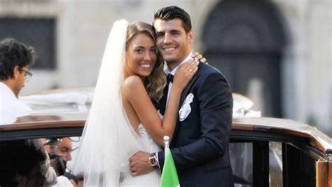 Alice Campello y Álvaro Morata revelan el nombre de sus ...