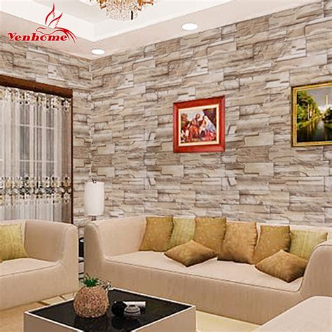 Aliexpress.com : Buy 5M Self Adhesive Wall Paper Roll For ...