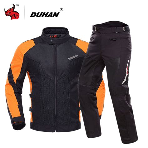Aliexpress.com : Buy DUHAN Motorcycle Jacket Breathable ...