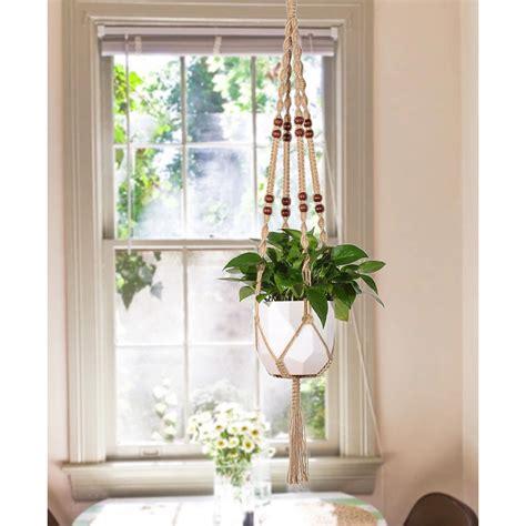 Aliexpress.com : Buy Hanging Macrame Plant Hanger Planter ...