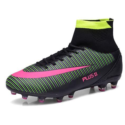 Aliexpress.com : Buy Mens Outdoor Football Soccer Shoes ...