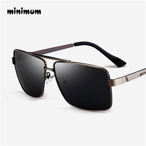 Aliexpress.com : Buy MINIMUM Polarized Sunglasses Men ...
