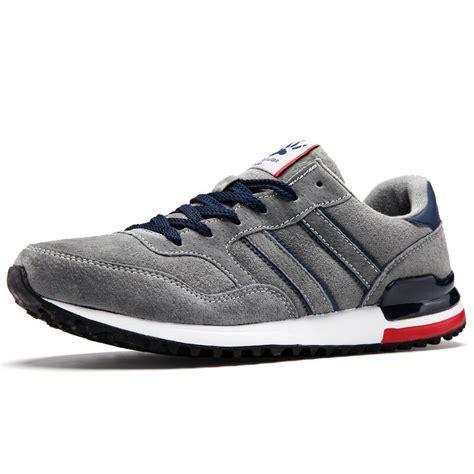 Aliexpress.com : Buy New Men Running Shoes Retro Jogging ...