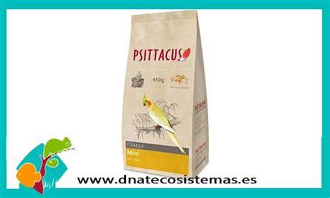 Alimento para Ninfa   DNAT Ecosistemas.